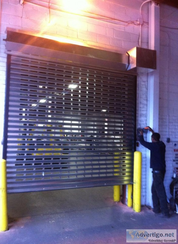 Roll Up Door Services Company Roll Up Doors Nyc Is