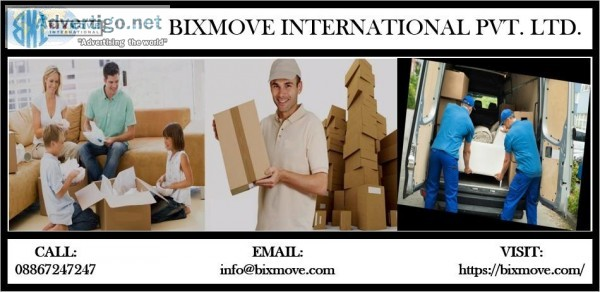 Best Packers and Movers near me