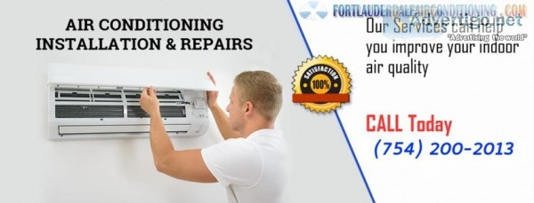 Allow AC to Work Better from AC Repair Fort Lauderdale