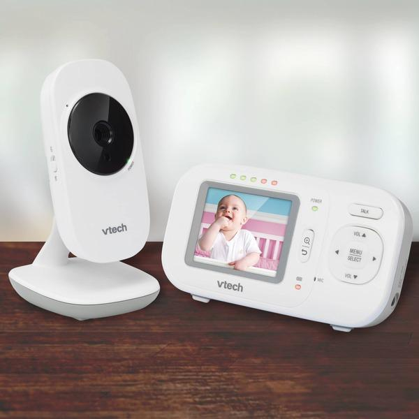 Baby Monitor and Automatic Night Vision