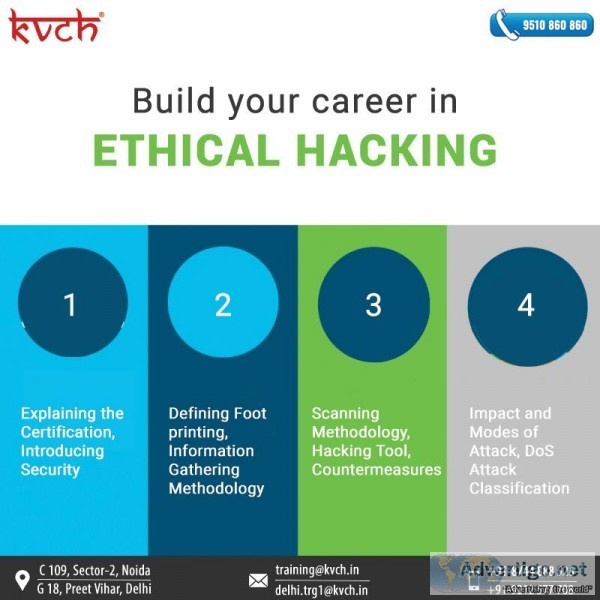 Learn ethical hacking course training
