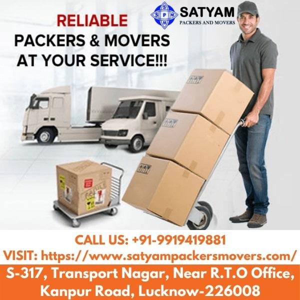 Best packers and movers in Lucknow  office and household shiftin