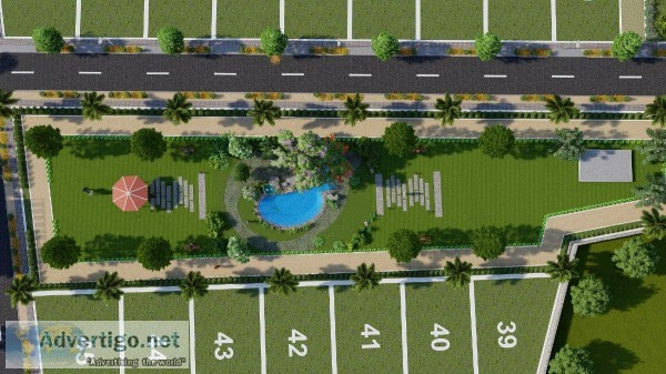 BMRDA Villa Plots for Sale and BMRDA Approved Layouts in Whitefi