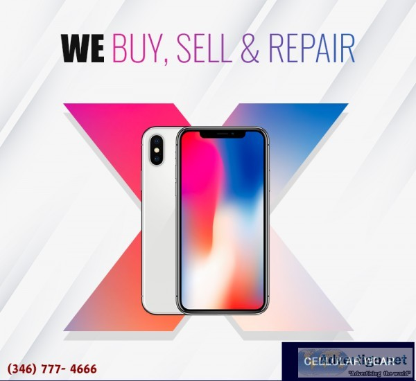 Buy iphone, iphone cases also iphone repair in texas