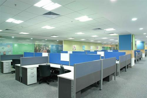 1000 Sq ft Commercial Furnished office space at Mount Road