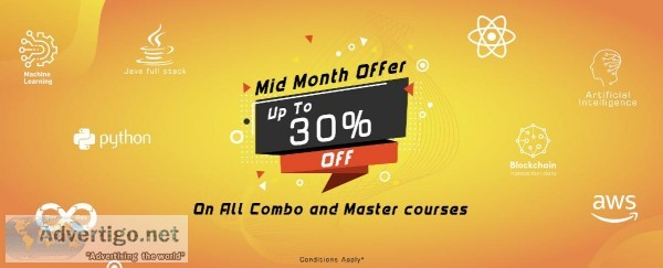Mid Month Offer from NearLearn