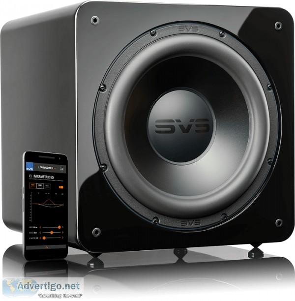 Buy SVS SB-2000 Pro Subwoofer for Home Theater at WattHiFi