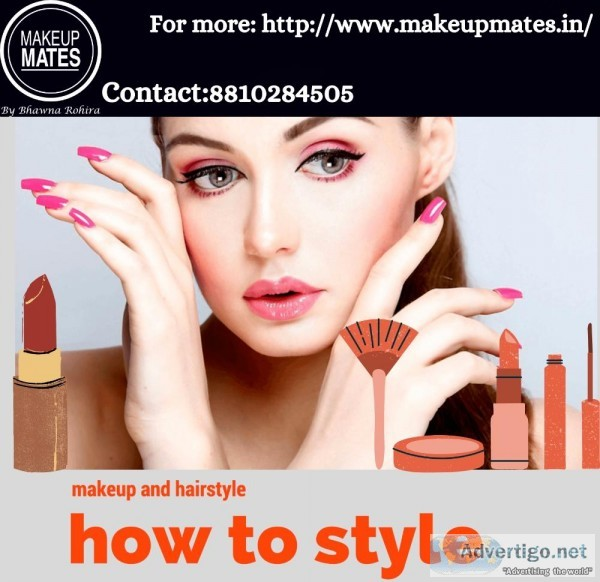 Best Makeup Courses in Gurgaon