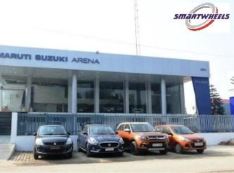 Smart Wheels - Best Maruti Suzuki Agency in Gorakhpur
