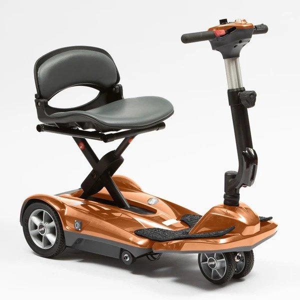 Dual Wheel Automatic Fold Mobility Scooter