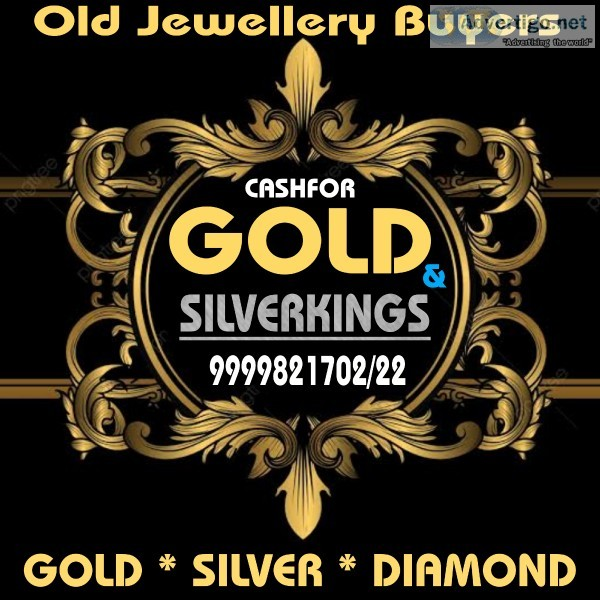 Selling Gold For Cash In Ashok Nagar