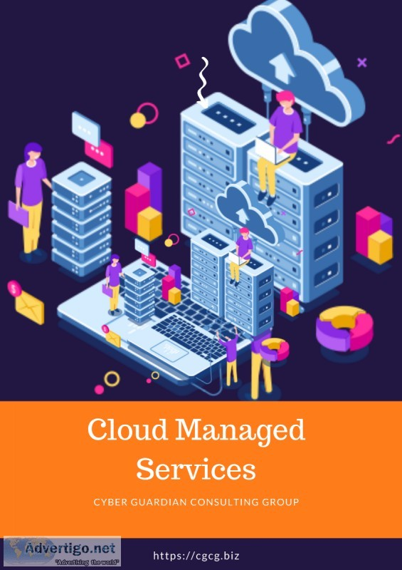 Cloud Managed Services With Benefits