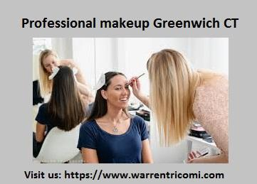 Professional makeup Greenwich CT