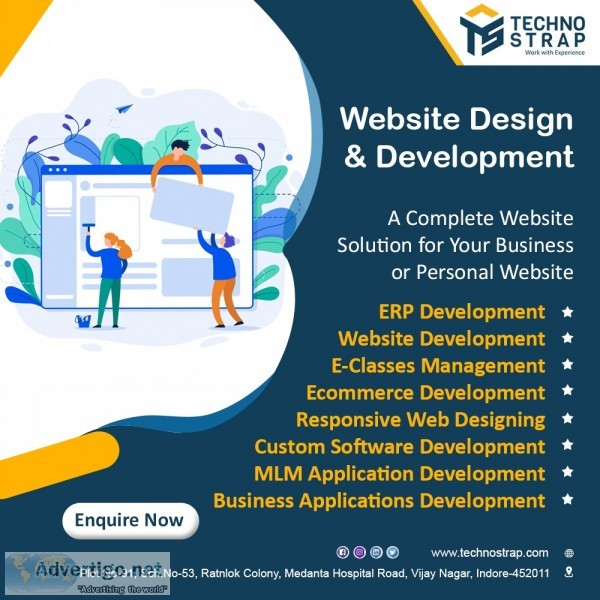 Web Design Software and Application Development Services India