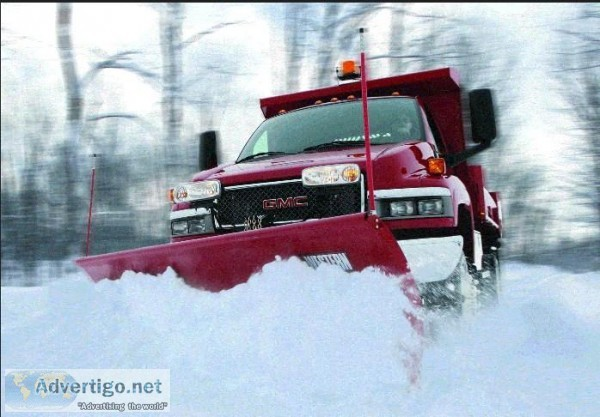 Commercial Snow Removal Services  Snowlimitless.com