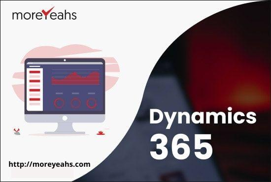 Get The Best Microsoft Dynamics 365 ERP and CRM Services - MoreY