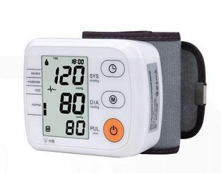 Automatic Digital Tonometer for Measuring Blood Pressure And Pul
