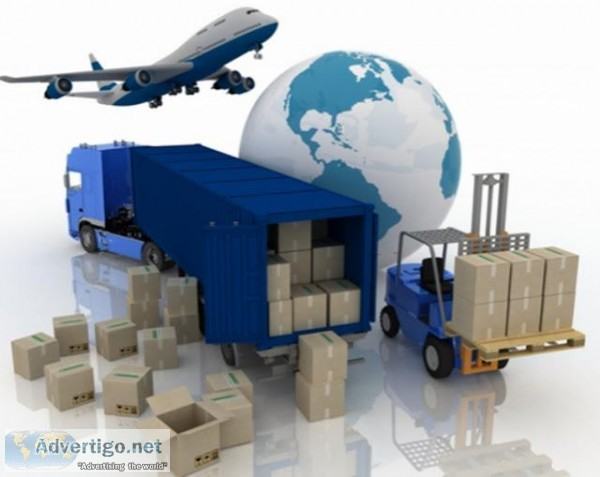 Air Cargo Courier Services in Delhi India