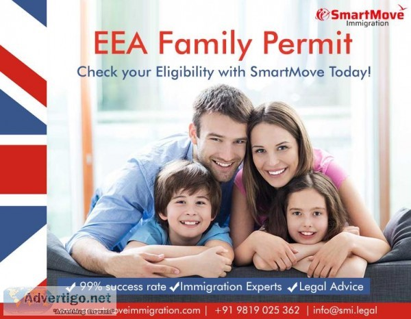 Complete Guide for EEA Family Permit Visa 2020