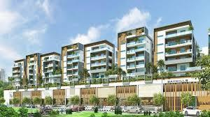 2 3 BHK Apartments and Flats for Sale in manikonda Hyderabad.