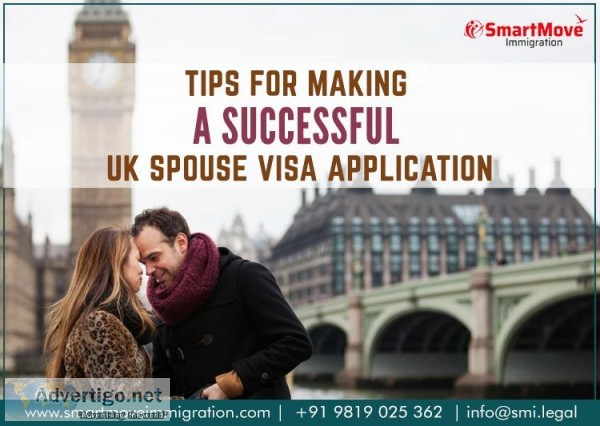 10 Tips for Make a Successful UK Spouse Visa Application in 2020