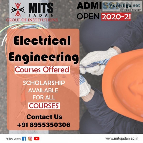 BTech Electrical Engineering College in Pali Rajasthan