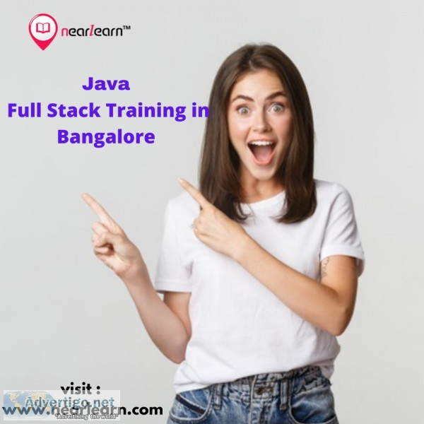 Java Full Stack Training Course Certification Bangalore