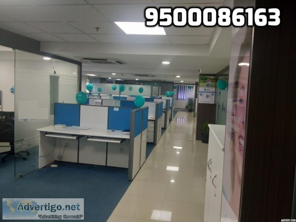 Co-Working Office Space in Chennai