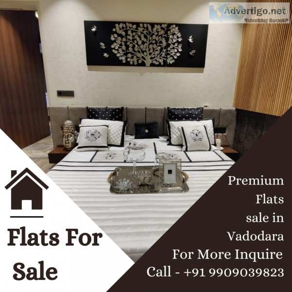 Luxurious Apartments For Sale in Vadodara