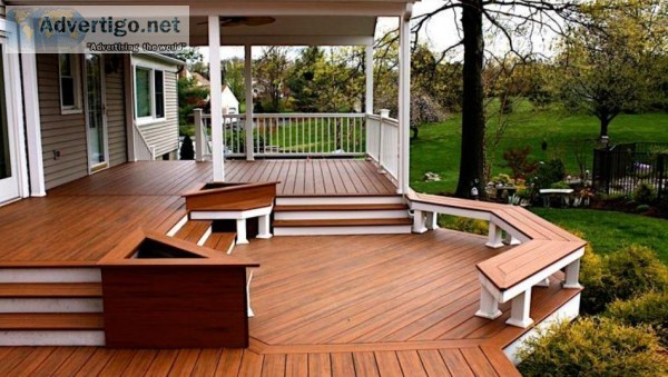 Deck Repair and Restoration Services in Victoria BC