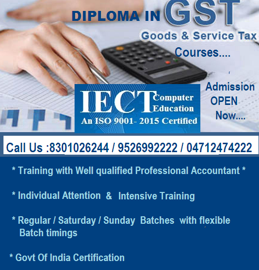 TALLY ERP 9   DIPLOMA IN GST GST PRACTICAL ACCOUNTING COURSES 83