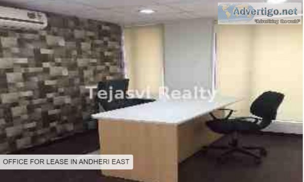Office For Rent in Andheri East - Tejasvi Realty