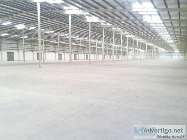 PEB Steel Building Structure Manufacturer in Rajasthan India  Wo