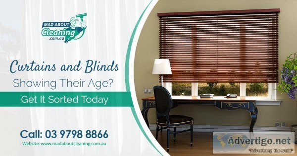 Why should you get your curtains cleaned in Melbourne