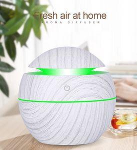Ultrasonic Cool Mist Humidifier USB Aroma Essential Oil Diffuser
