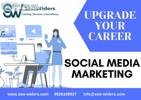 Social media optimization course in indore- seowiders infotech