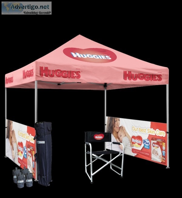 Custom Logo Tents and Canopies With Unlimited Graphics  Vancouve