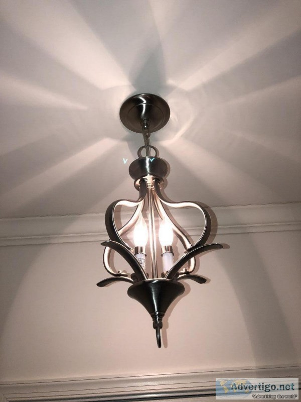 Chandelier and fixtures 25.00 to 75.00 Each