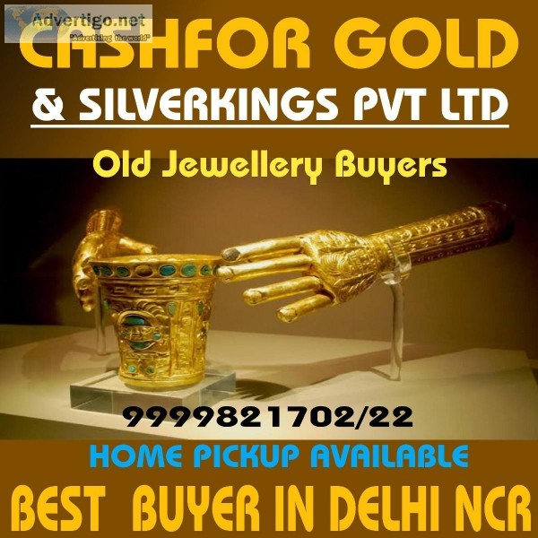 Get Instant Gold Buyers In Lajpat Nagar