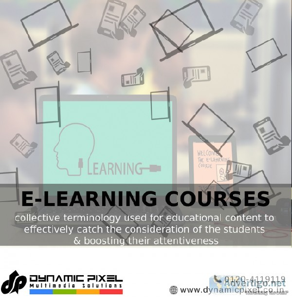 Online E-learning Courses for every industry