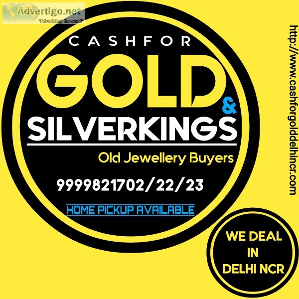 Gold Buyers in Noida NCR