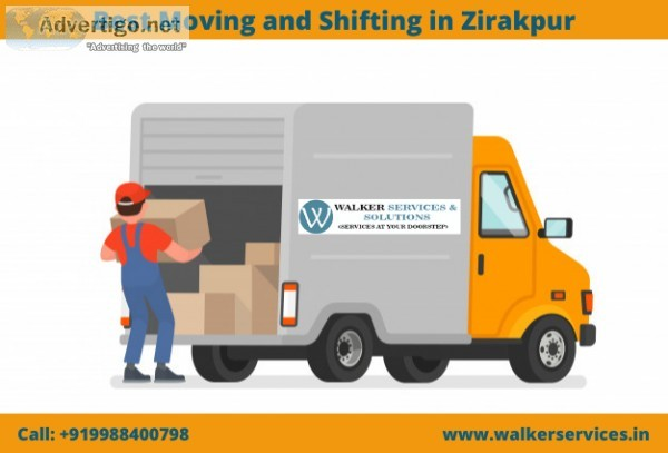 Best Moving and Shifting in Zirakpur