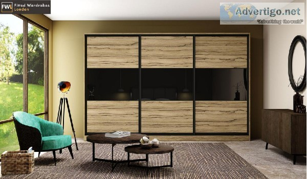 Fitted Wardrobe London  Bespoke Wardrobe Manufacturer In London