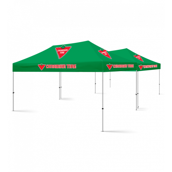 20x20 Printed Canopy Tents For Events and Promotion  Tent Depot