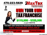 Become a Franchise Owner - Tax Company