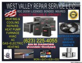 Professional HEATING Repair Service FURNACE HVAC SPLIT SYSTEM 29