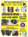 Refrigerator   REPAIR    Freezer  Affordable 29.95 diagnosis Lic