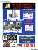 REPAIR SERVICE Heat Pump  Furnace  HVAC   Licensed Bonded Insure