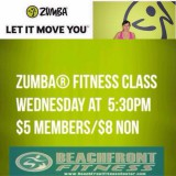 Zumba(R) Fitness with Ana J. Cano