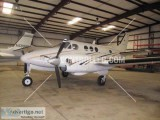 1974 Beechcraft King Air C90 N900DZ